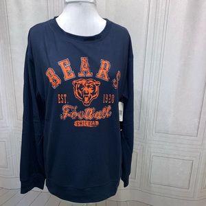 NFL Chicago Bears Long Sleeve NWT